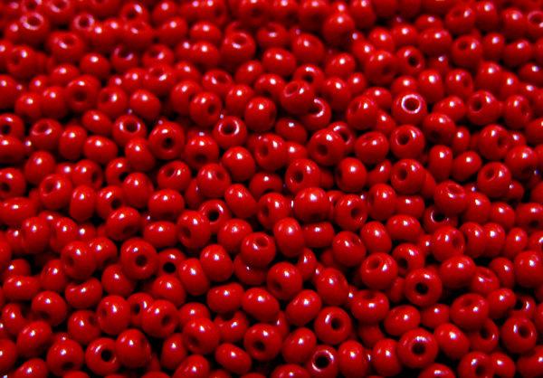 Красный непрозрачный 93190 11 25гр